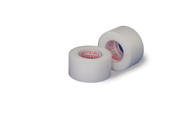 "Curity Hypoallergenic Clear Tape 8534C Clear 1""x10 Yards (696192EA) 1/EA"