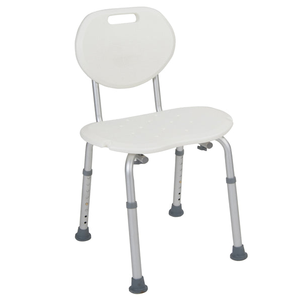 Bath Seat with Oval Back (RTL12605) - Drive DeVilbiss Healthcare Shop Now at LifeSupply.com