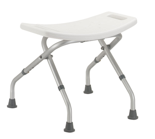 Drive Medical Folding Shower Chair 12486   (579696CS) 1/CS