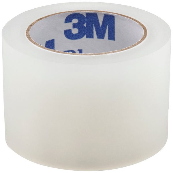 "3M Blenderm Surgical Tape 1525-1 Clear 1""x5 Yards (5758BX) 12/BX"