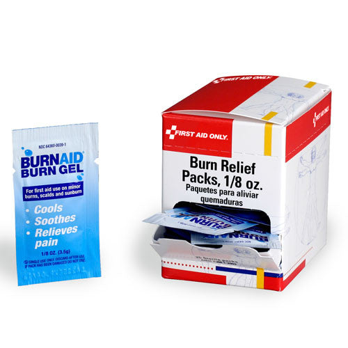 Burn Relief Pack G-469   (864430BX) 25/BX