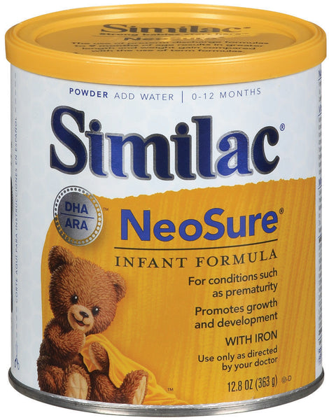 Similac Expert Care Neosure Infant Formula 5743076   (455858EA) 1/EA