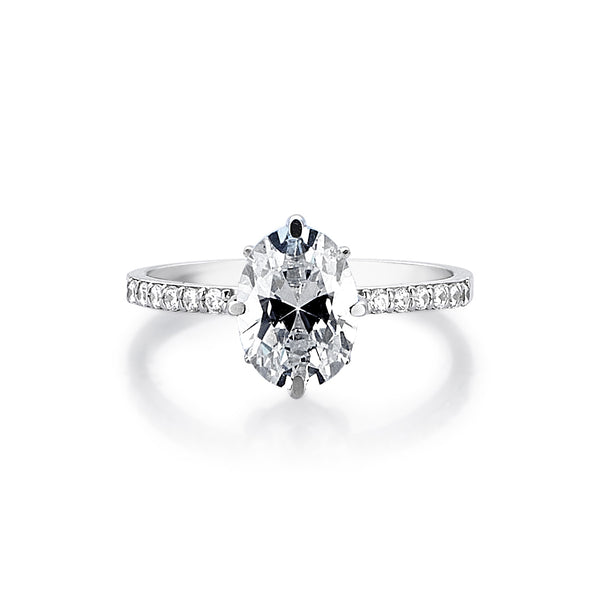 Danica Solitare Diamond Ring