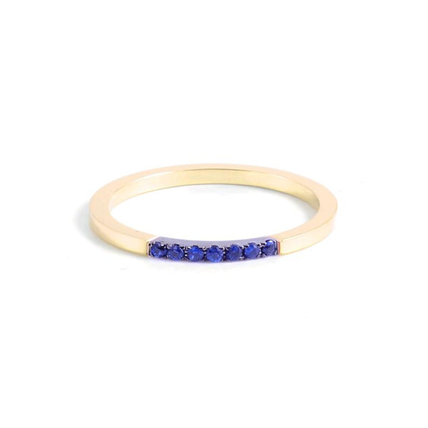 Sophie Band with Sapphires