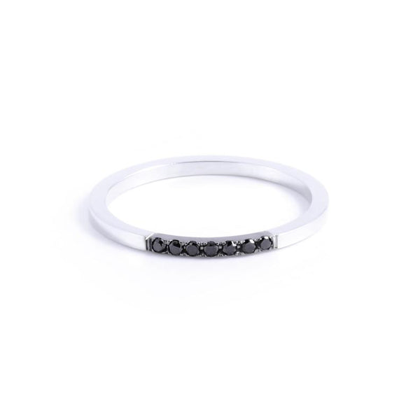 Sophie Band <br> with Black Diamonds