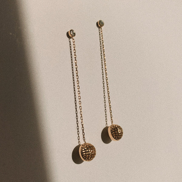 Ersa Drop Earrings