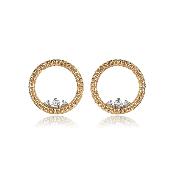 Midi Princess Semita Earrings