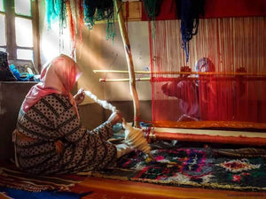 The Stories of Morocco's Carpets