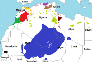 The  Berber Languages.