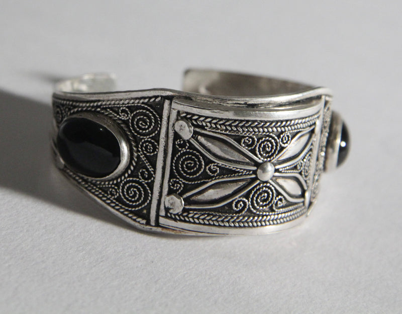 berber antiques BRACELET berber silver algerian cuff tribal fusion berber jewelry Berber tribal art african jewelry SI15 vintage copy2