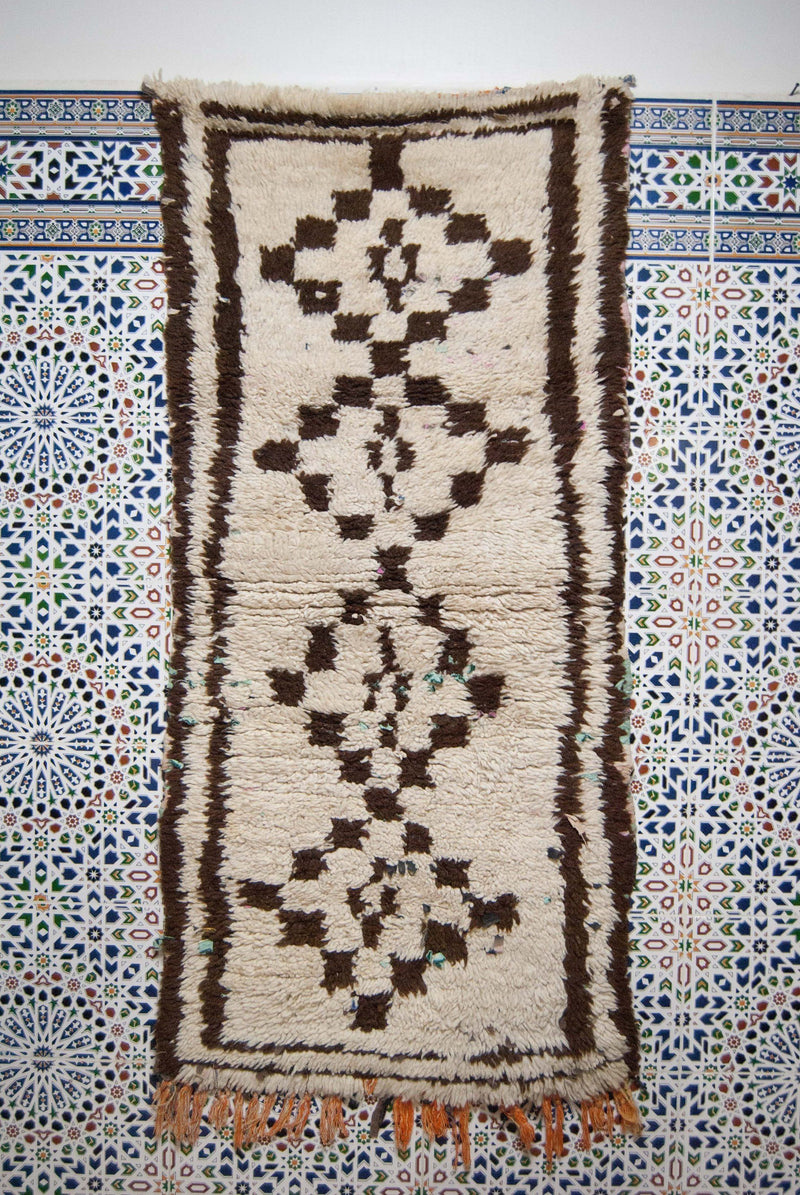 Ajeddjigh azilal rug , tapis berbere , moroccan rugs ,tapis marocain , berber teppich - HammoudRugs