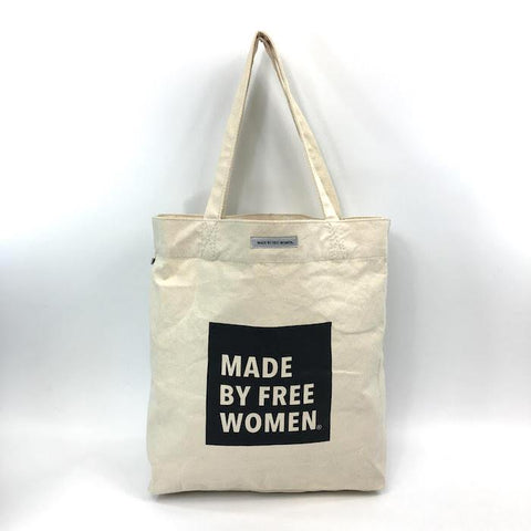 Causegear: Market Tote Made By Free Women