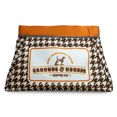 Ground & Hounds Co.: Collapsible Travel Bowl