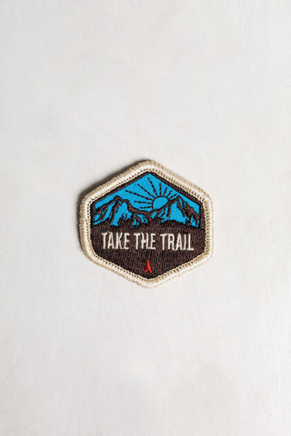 United By Blue: Take The Trail Patch