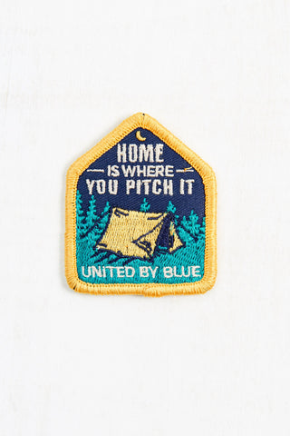 United By Blue- Tent Patch