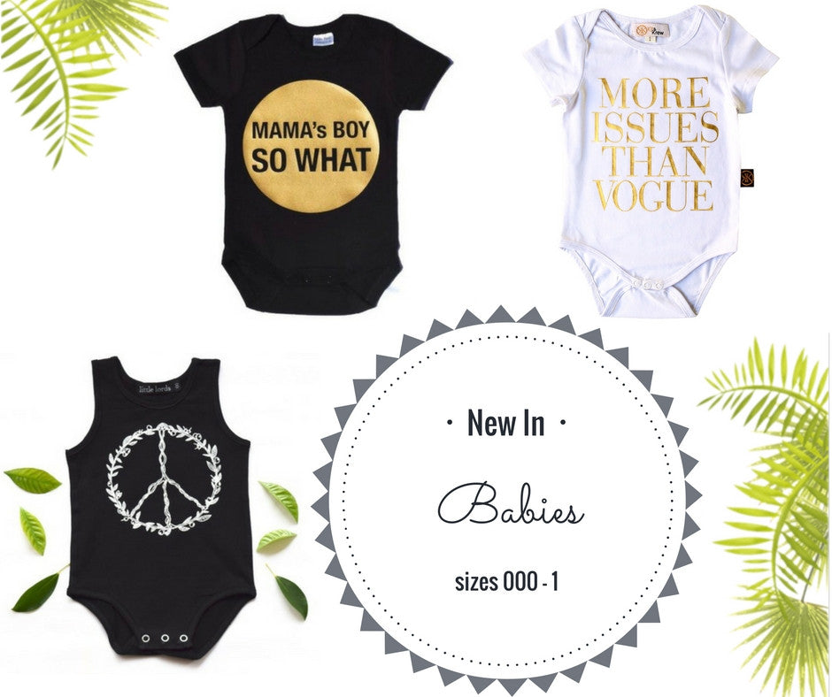 New babies range at ROYAL RHINO