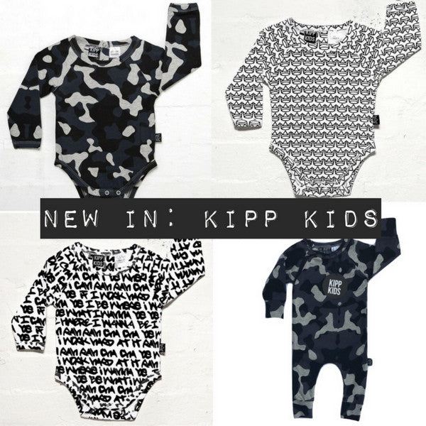 New Kipp Kids in store at Royal Rhino