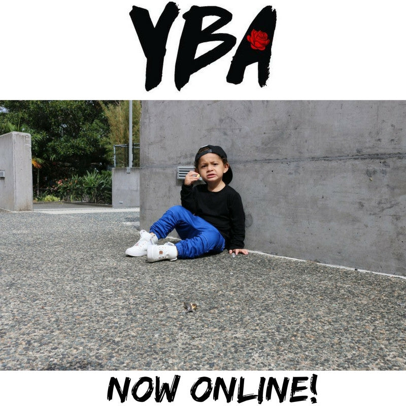 Young Blood Apparel now in store!
