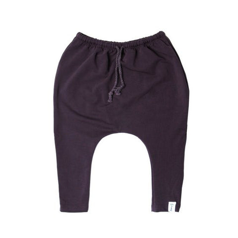 bobby g plum harem pants royal rhino