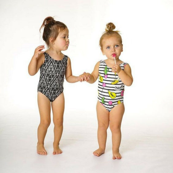 global bambino diamond swimwear royal rhino