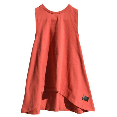 global bambino rustic red tee dress royal rhino girls
