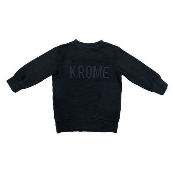krome crew winter fleece cool royal rhino