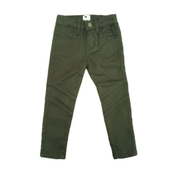 Krome Kids khaki jeans royal rhino stockist