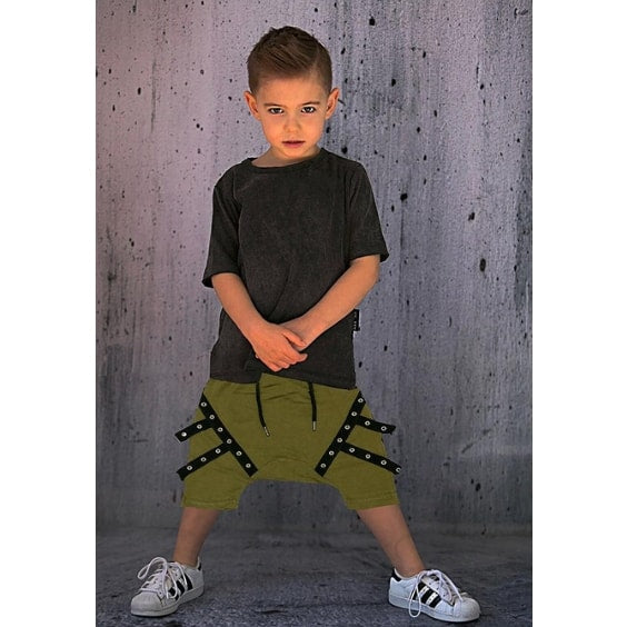 lil mr commando shorts khaki royal rhino stockist