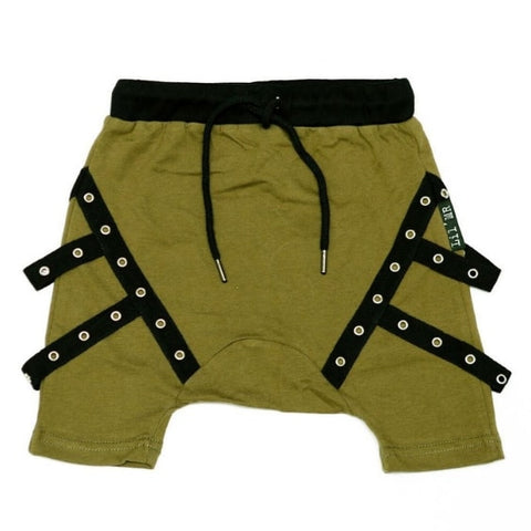 lil mr khaki commando shorts royal rhino