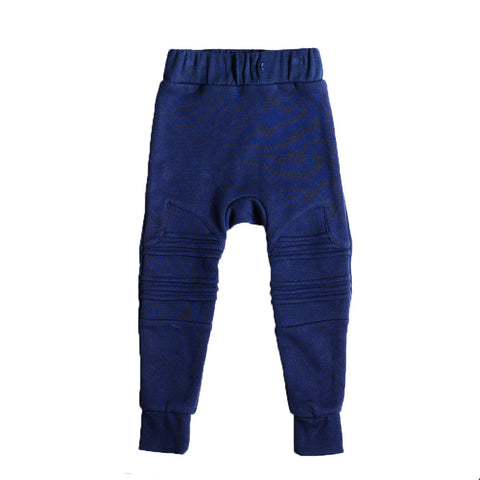 Midnight Blue Surf Trackies