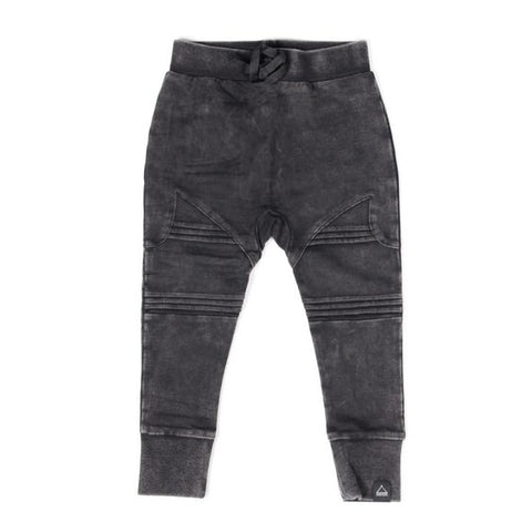 black surf trackies sunday soldiers royal rhino