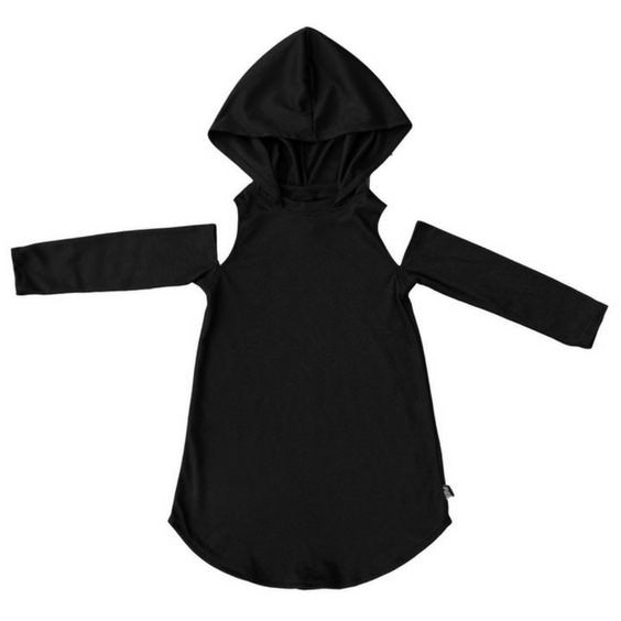 Young blood apparel urban girls dress black