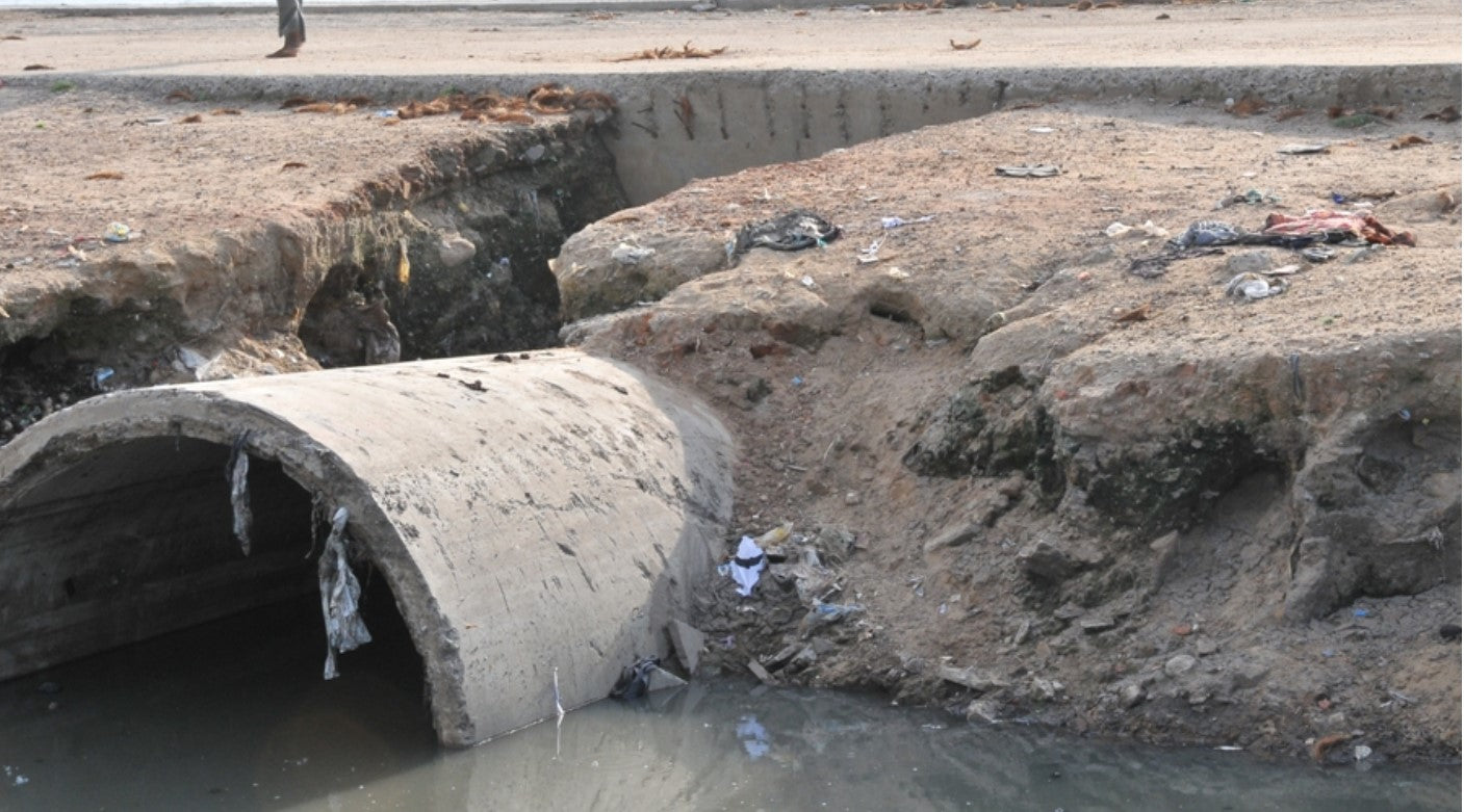 Sewage Could be a Premature Warning System for COVID-19