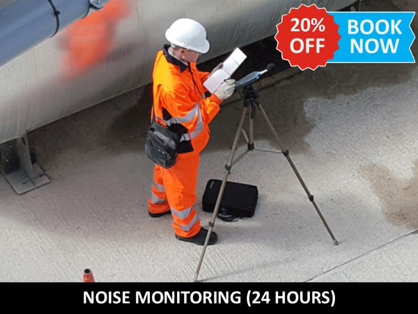 Noise Monitoring - 24Hours