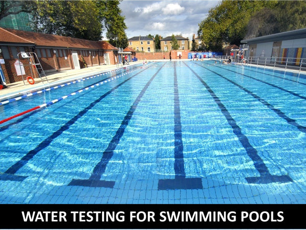 Water Testing for Swimming Pools