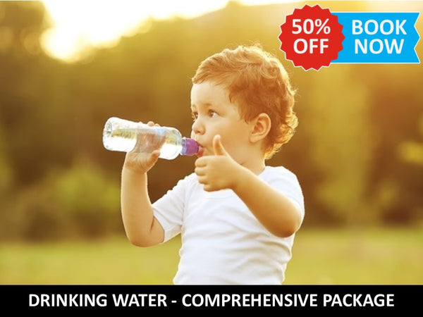 Drinking Water Testing - Comprehensive Package