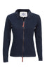 BASIC AND ELEGANT CARDIGAN - DARK BLUE