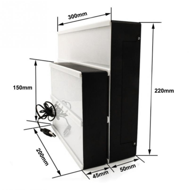 Portable LED Cinema Light Box