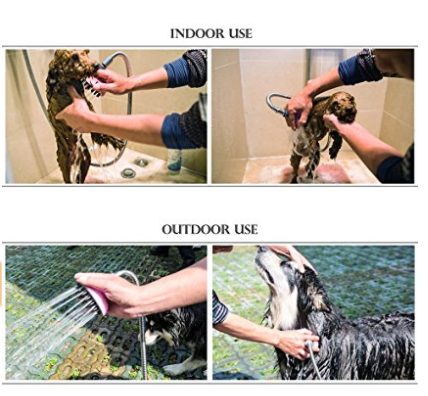 Multi-functional Pet Shower