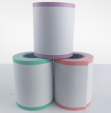 Colored Sided Thermal Paper