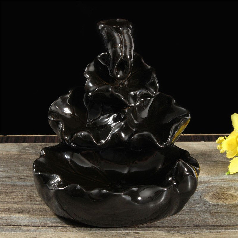 Aromatherapy Products - AROMA BACKFLOW INCENSE BURNER