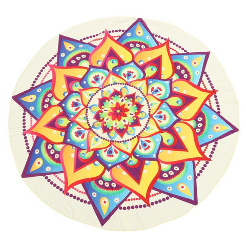 NEW LIMITED EDITION YOGA MANDALA TAPESTRY