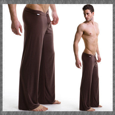 Men's Apparel - Men Yoga Trousers