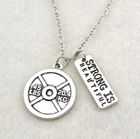 It Takes A Big Heart To Help Shape Little Minds Necklace
