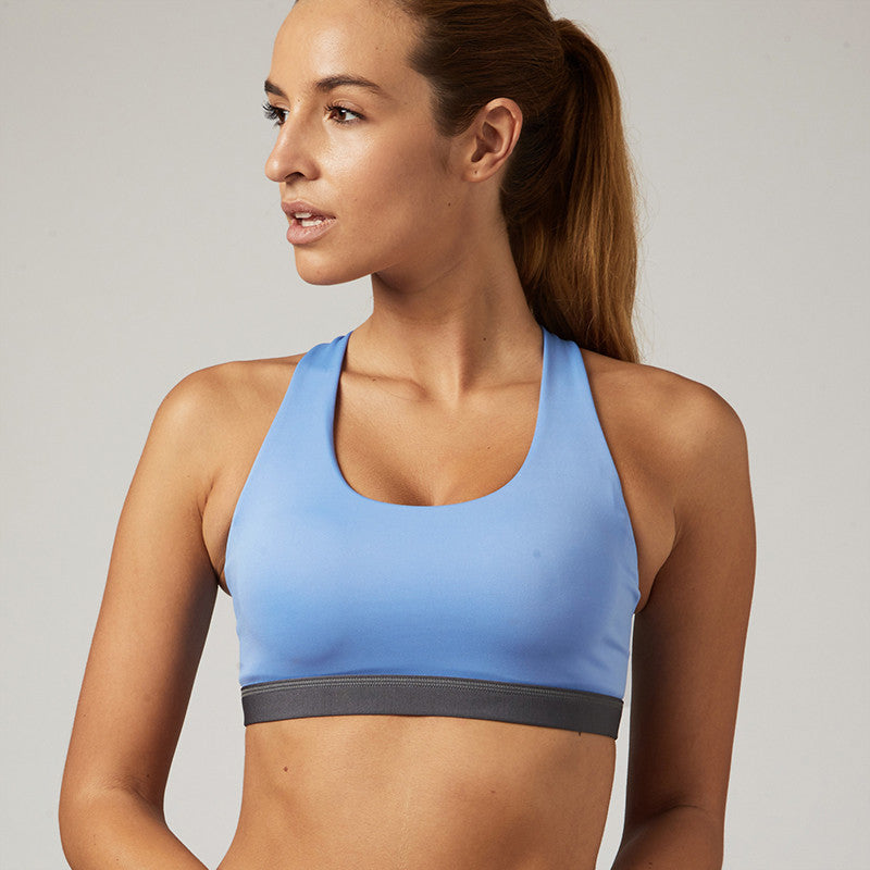 Criss Cross Comfy Sports Bra