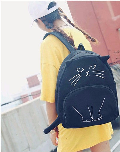 Wandering Cat Backpack