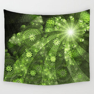 Beautiful Mandala Patterns Tapestry