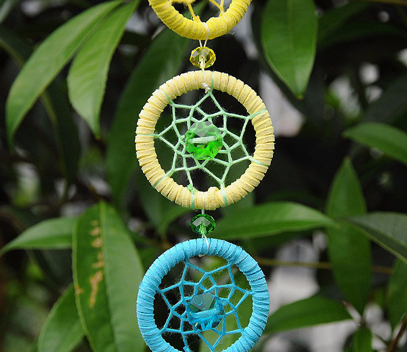 Healing 7 Chakra Dream Catcher