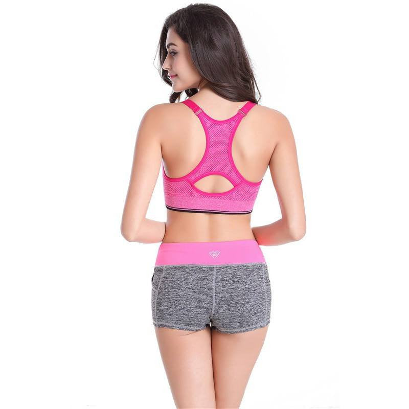Women's Apparel - Demi Adjustrable Strap Sports Bra