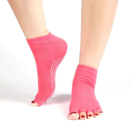 Yoga Accessories - Ankle Grip - Non Slip Socks